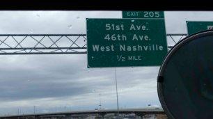 nach Nashville.