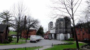 Die Gebäude der Destille