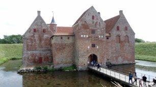 Spottrup Burg wird Kindern